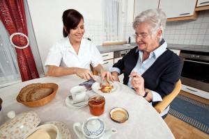 home health aide duties