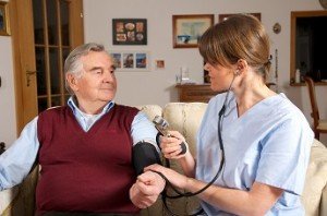 how to get home health aide