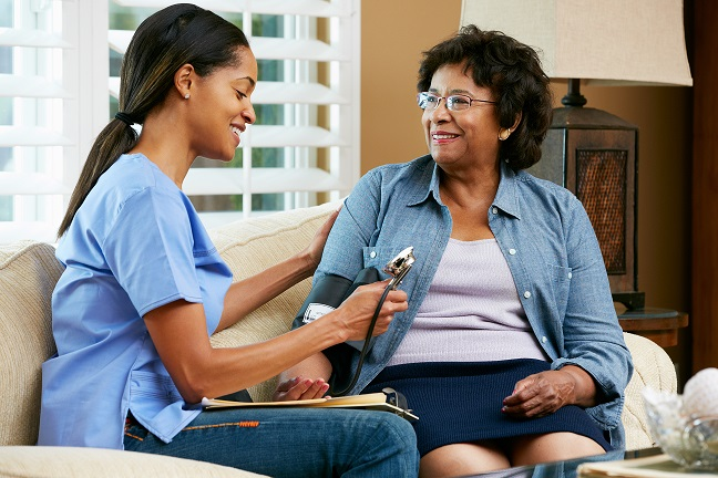 Start Here to Become A Home Health Aide